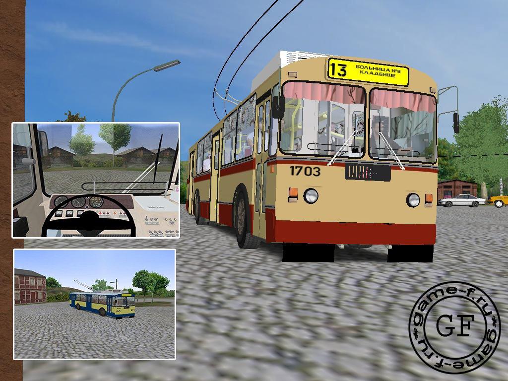 Троллейбус Игра Бесплатно Скачать - фото 4