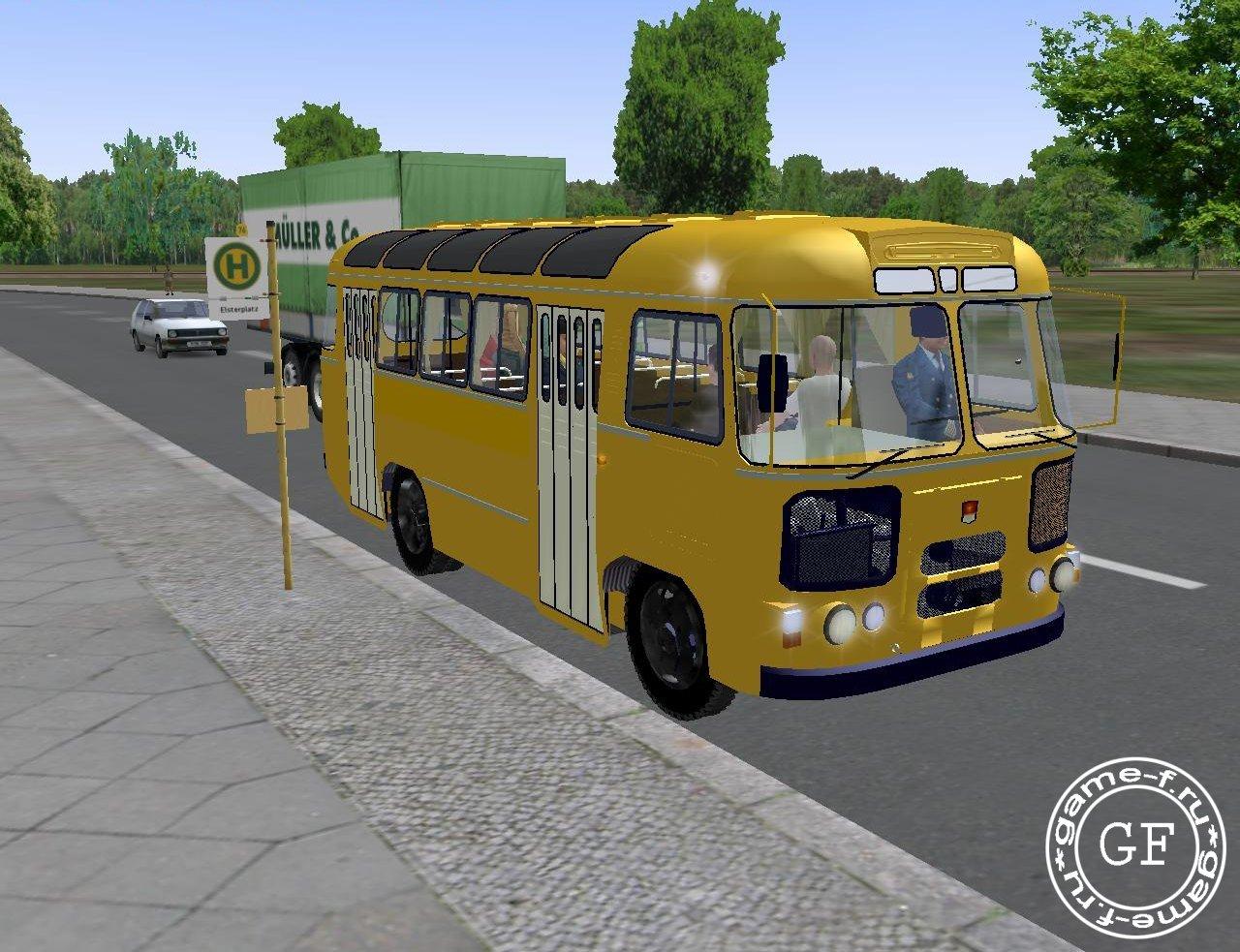 Скачать автобусный симулятор omsi