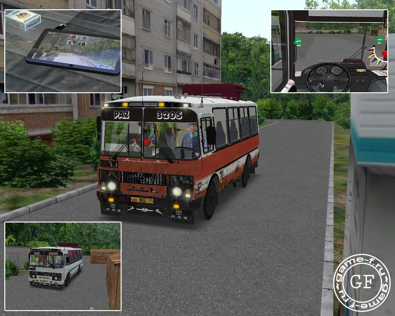Симулятор автобуса скачать паз бесплатно скачать фото 483-73