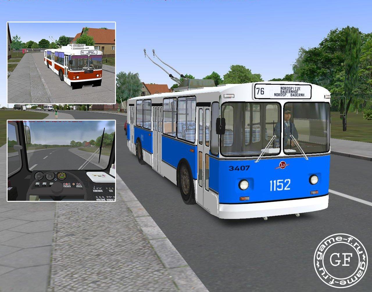 Скачать автобусы для омси русские фото 520-453