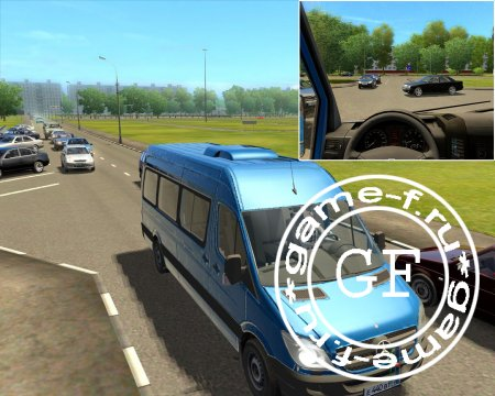 Mercedes Benz Sprinter [2.2.7]