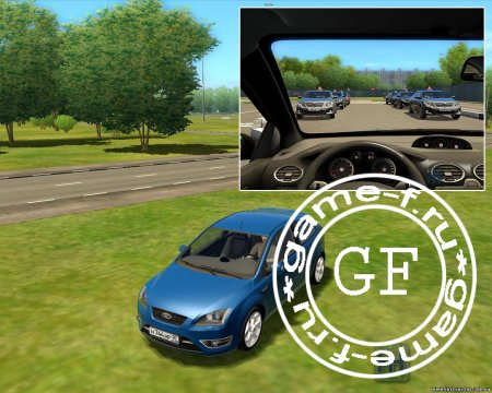 Ford Focus 3 ST 2012 [2.2.7]