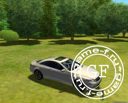 Mercedes-Benz CL65 AMG [2.2.7]